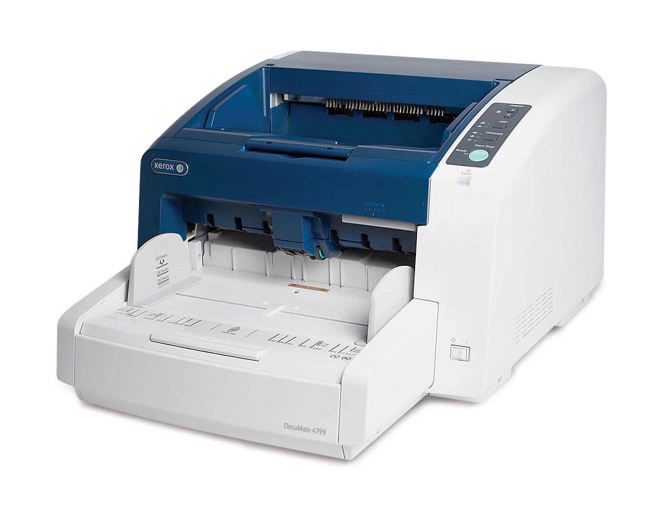 Xerox Documate 4799 Document Network Services Ltd