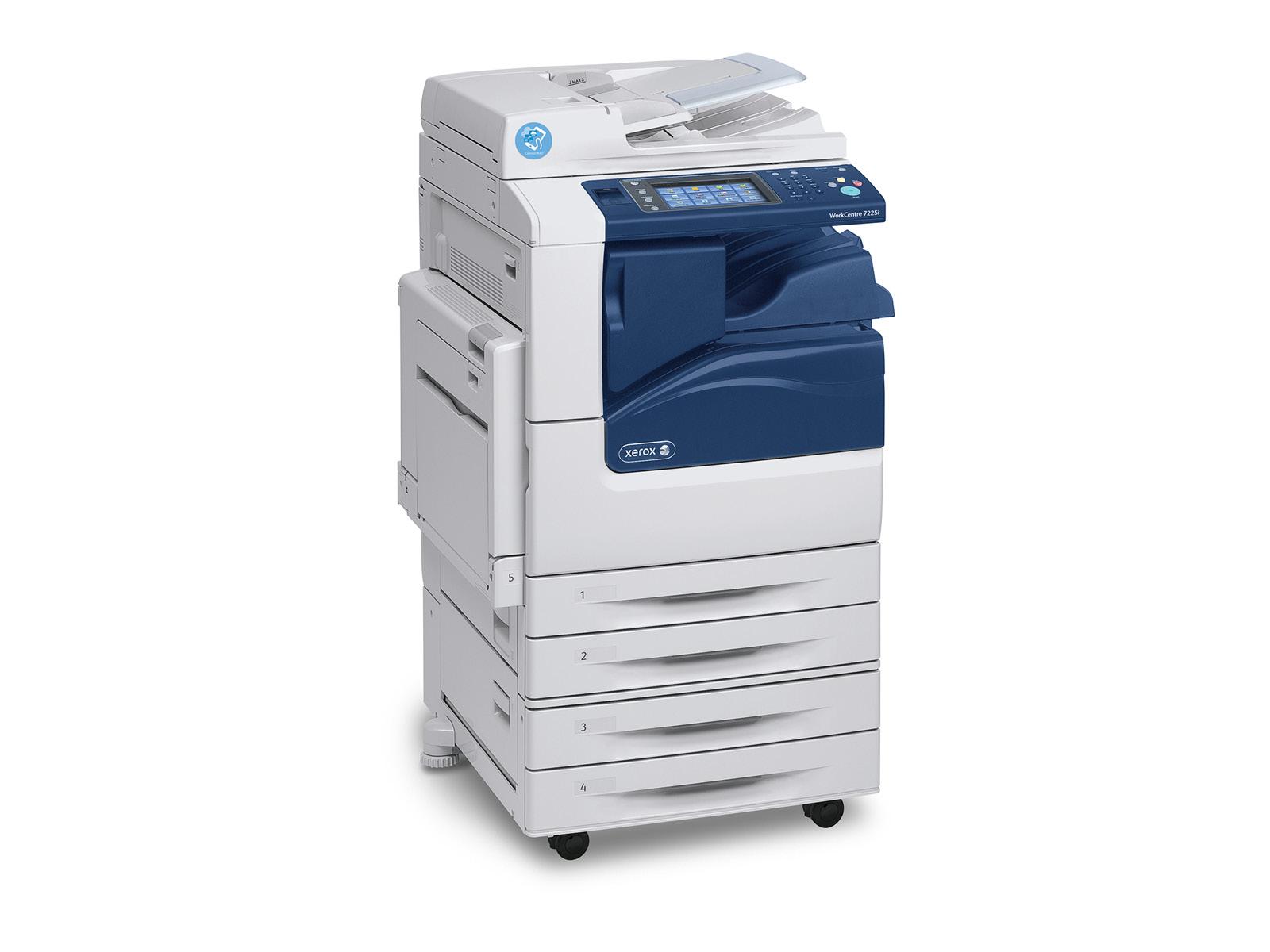 Xerox WorkCentre 7220i/7225i - Document Network Services Ltd