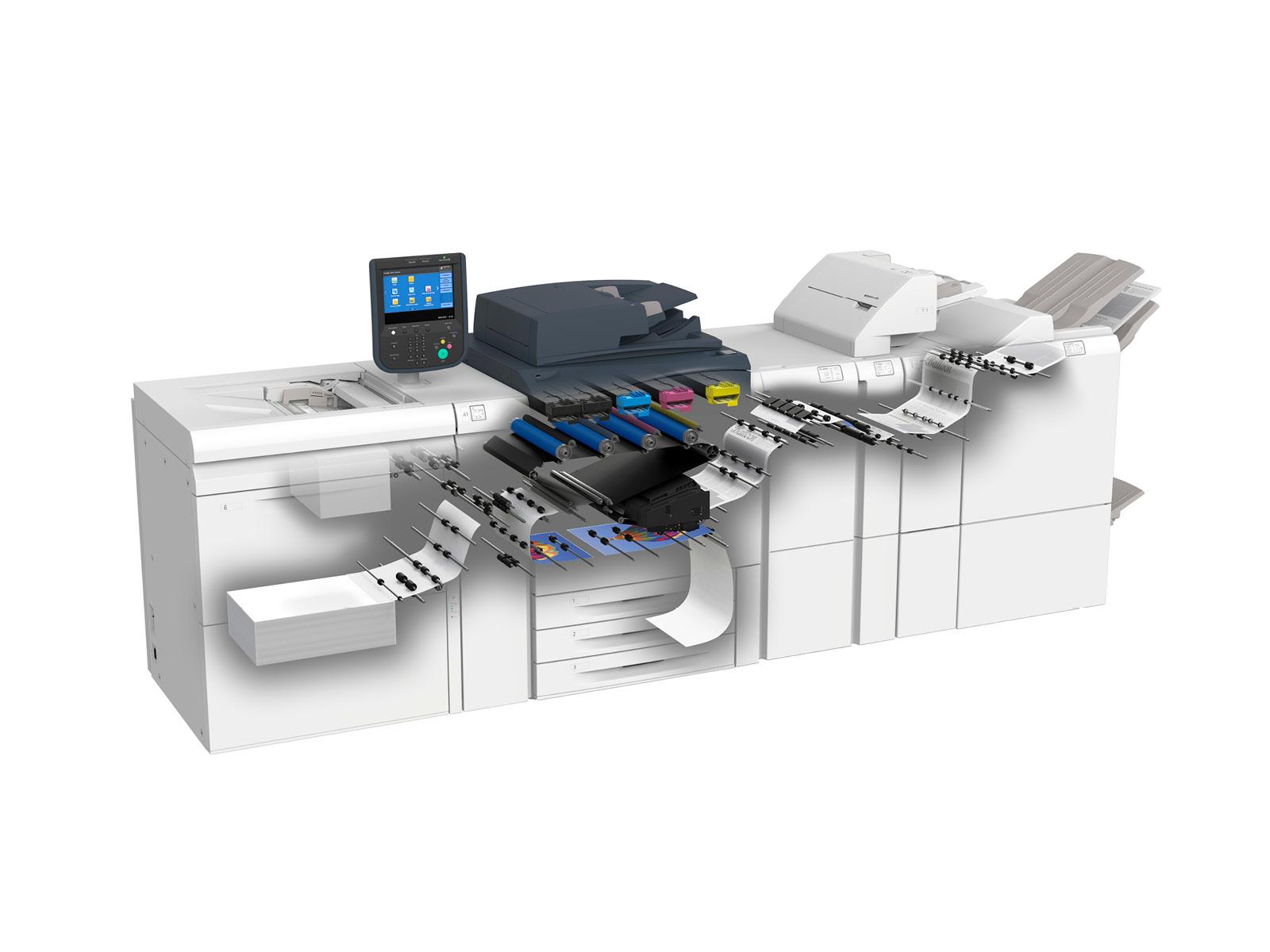 Xerox Versant 180 Press - Document Network Services Ltd