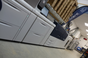 Accent commercial printer Xerox 3100