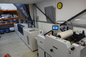 Xerox 3100 and 530s Matrix laminator