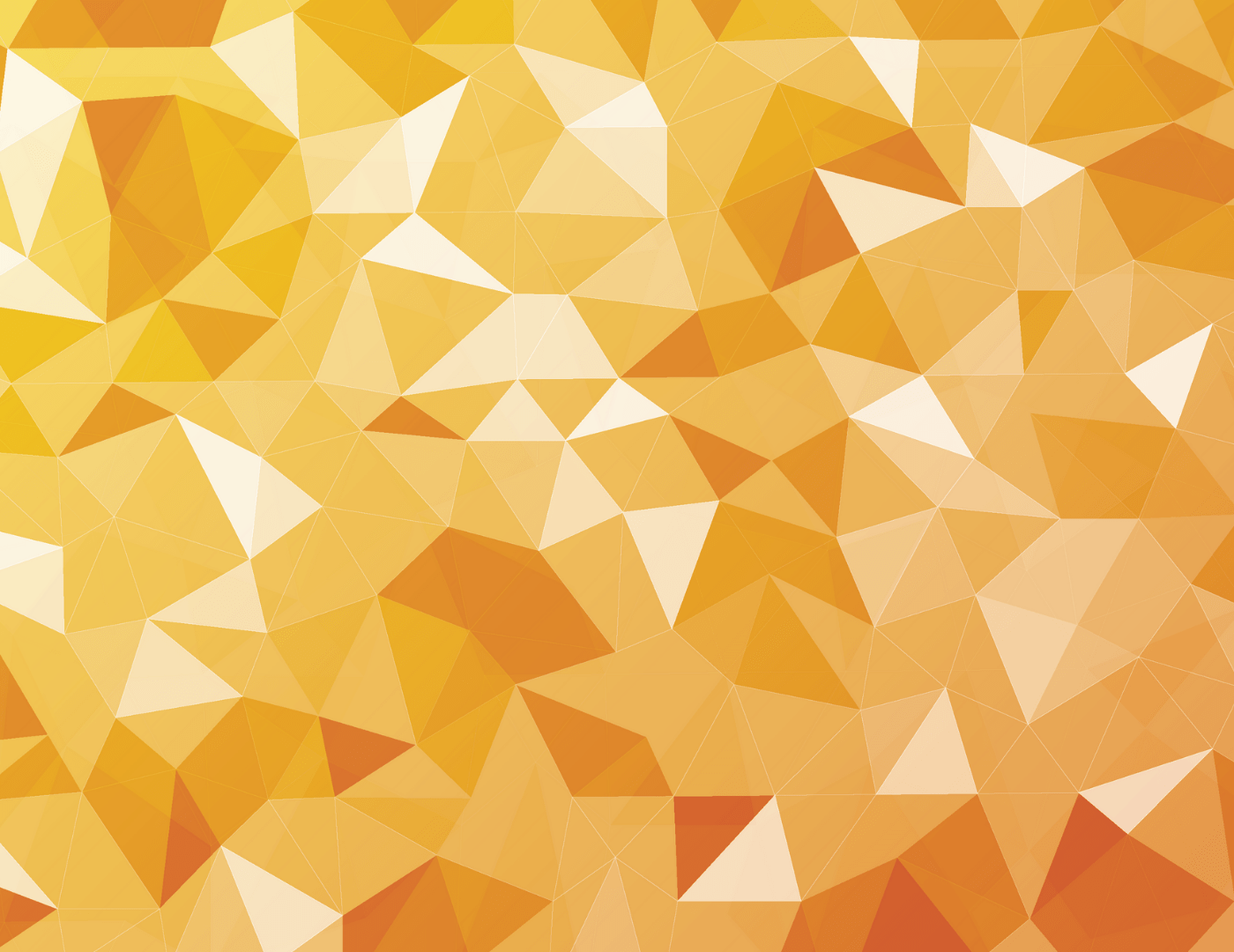 Orange Scrunched Paper Background