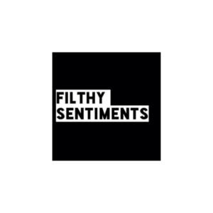 Filthy Sentiments case study logo
